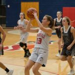 Powdersville Girls Junior Varsity Basketball beats Seneca 25 – 21