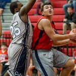 Powdersville Boys Junior Varsity Basketball beats Seneca 44 – 39