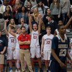 Powdersville Boys Varsity Basketball Wins Thriller Over Seneca 54 – 50