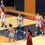 Powdersville Girls Junior Varsity Basketball beats West Oak 34 – 20