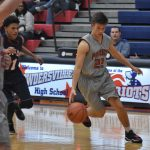 Powdersville Boys Junior Varsity Basketball beats West Oak 50 – 42
