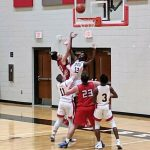 Powdersville Boys Junior Varsity Basketball beats Liberty 48 – 20