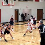 Powdersville Girls Junior Varsity Basketball beats Liberty 34 – 11