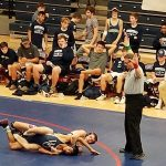 Powdersville Wrestling (#6 in AAA) falls to #2 West-Oak