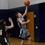 Powdersville Boys Junior Varsity Basketball beats Crescent 72 – 26