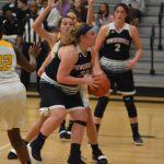 Powdersville Girls Varsity Basketball Scores 75 Points to defeat Crescent 75 – 44