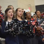 Powdersville Spirit Cheerleaders Enjoy Two Victories at Crescent