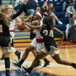 Powdersville Girls Varsity Basketball falls to Pendleton in Overtime 58 – 54