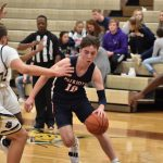 Powdersville Boys Varsity Basketball falls to Seneca 87 – 39