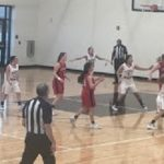 Powdersville Girls Junior Varsity Basketball falls to West Oak 27 – 22