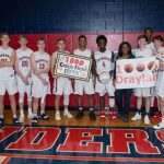 Burton Scores 1000 Career Points for Powdersville Boys Basketball