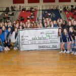 Powdersville High Students Raise Over $25K for Safe Harbor