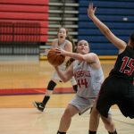 Powdersville Girls Junior Varsity Basketball defeats Liberty 29 – 6