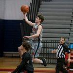 Powdersville Boys Junior Varsity Basketball defeats Liberty 61 – 45