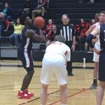 Powdersville Boys Varsity Basketball falls to Liberty 59 – 57
