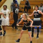 Girls Varsity Basketball Falls in First Round of Playoffs to Fairfield Central 38 – 31