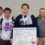 Powdersville's Graham Wins State Wrestling Championship