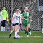 Powdersville Girls Junior Varsity Soccer falls to Easley 2 – 1