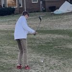Boys Junior Varsity Golf beats Wren
