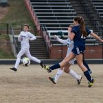 Powdersville Girls Junior Varsity Soccer beats Pendleton 4 – 0