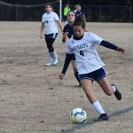 Powdersville Girls Junior Varsity Soccer defeats Seneca 2 – 0