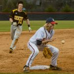 Powdersville Varsity Baseball falls to Crescent 11 – 0