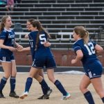 Powdersville Girls Junior Varsity Soccer defeats West Oak 2 – 0