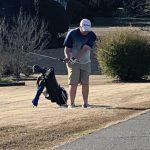 Boys Varsity Golf defeats Liberty and West Oak