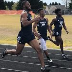Powdersville Boys Varsity Track finishes 2nd place at Golden Corners Invitational