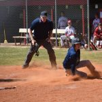 Powdersville Junior Varsity Baseball beats Palmetto 4 – 1
