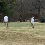 Boys Junior Varsity Golf falls to Wren