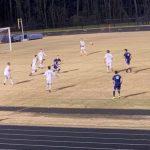 Powdersviille Boys Varsity Soccer falls to Pendleton 1 – 0