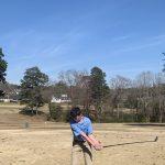 Boys Junior Varsity Golf beats Liberty