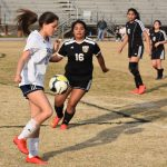 Powdersville Girls Junior Varsity Soccer falls to Greer Senior 1 – 0