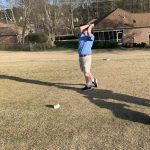 Boys Junior Varsity Golf falls to T.L. Hanna