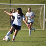 Powdersville Girls Junior Varsity Soccer beats West Oak 1 – 0