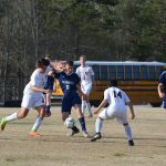 Powdersville Boys Junior Varsity Soccer defeats Belton-Honea Path 7 – 0