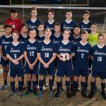 Powdersville Boys Varsity Soccer defeats Belton-Honea Path 5 – 1