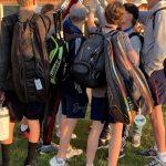 Powdersville Boys Varsity Tennis defeats Seneca 6 – 1 to Win Region