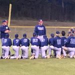 Powdersville Varsity Baseball defeats West Oak 6 – 2