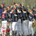 Powdersville Freshman Baseball C Team beats Southside Christian School 12 – 4