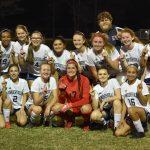 Powdersville Girls Varsity Soccer beats Pendleton 4 – 0; Finishes Region Undefeated
