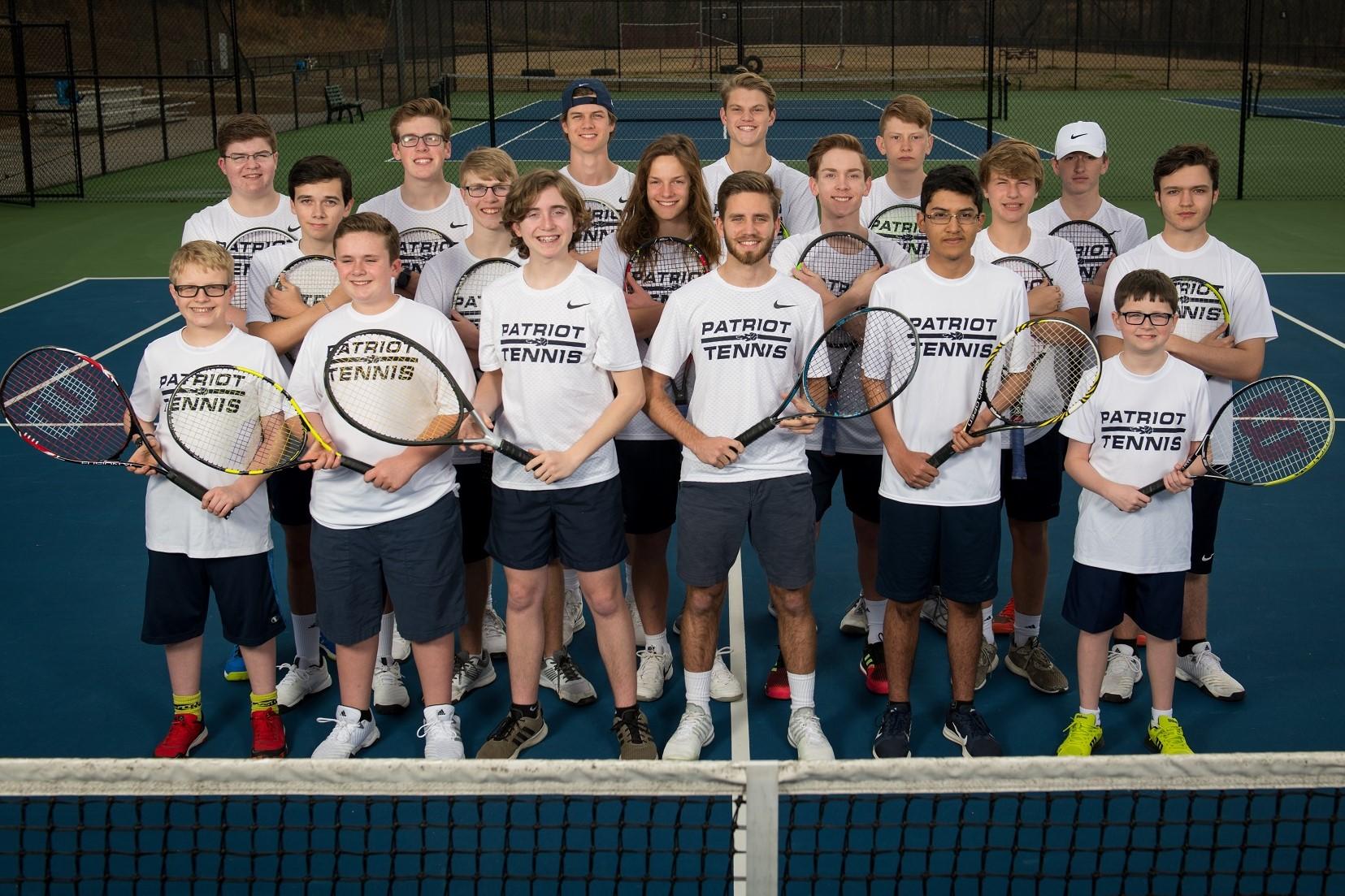 Powdersvills Boys Varsity Tennis defeats Belton-Honea Path 6 – 1