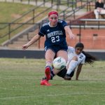 Powdersville Girls Varsity Soccer defeats Fairfield Central 12 – 0 in first round of Playoffs