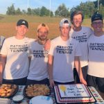 Powdersville Boys Varsity Tennis defeats Newberry 5 – 1 in Second Round of Playoffs