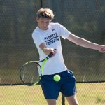 Powdersville Boys Varsity Tennis falls to Camden 4 – 2 in Third Round of Playoffs
