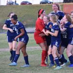 Powdersville Girls Varsity Soccer defeats Indian Land 1 – 0 to advance to Upperstate Final