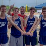 Powdersville Boys Track Competes at Upper State Qualifier; Advances Five to State Finals
