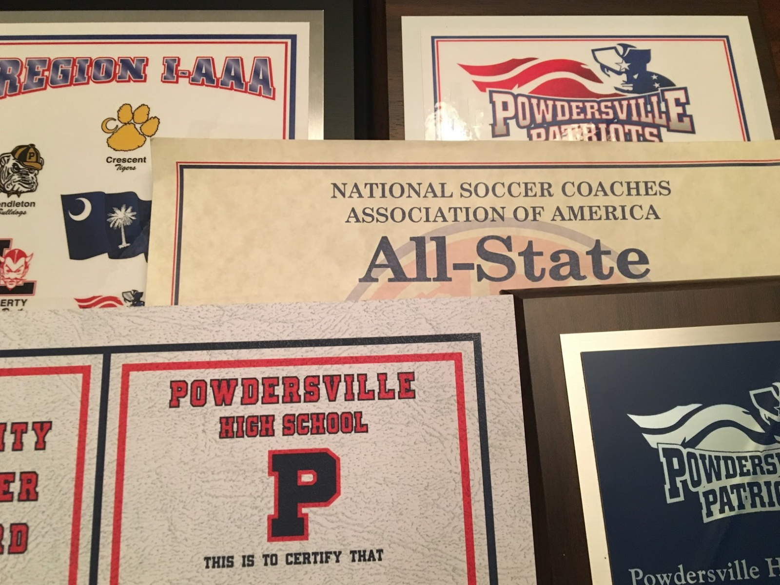 Powdersville Athletics Recognizes Over 75 Student-Athletes at Spring Awards