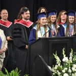 Powdersville High Graduates 242; Half of Honor Graduates were Student-Athletes